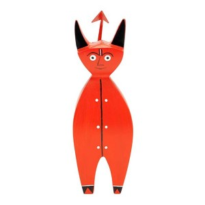 Wooden Doll Little Devil - Vitra