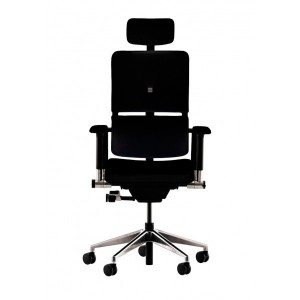 Silla Please con reposacabeza - Steelcase