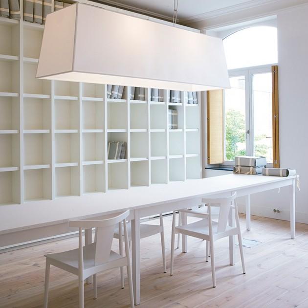 sala con sillas Smile SI-0325 Andreu World