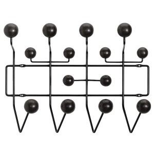Perchero Hang It All negro - Vitra
