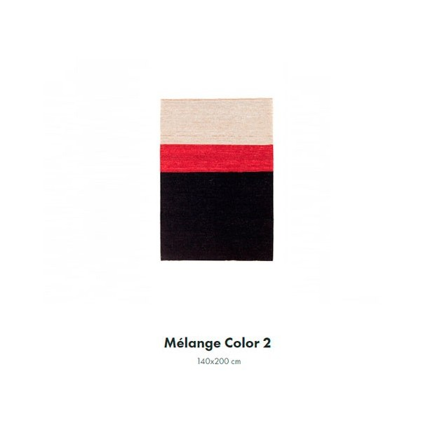 medidas Alfombra Mélange color 2 Nanimarquina