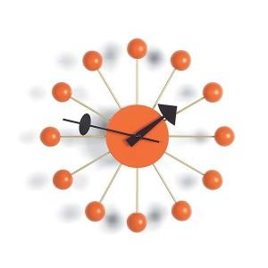Reloj Ball Clock naranja - Vitra