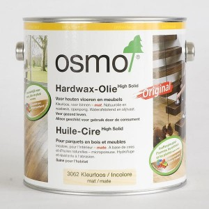 Tratamiento aceite incoloro mate - Ethnicraft