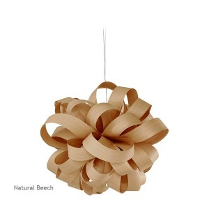 Lámpara Luzifer Agatha SB Natural beech