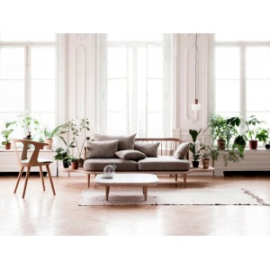 Sofá Fly SC3 &Tradition roble