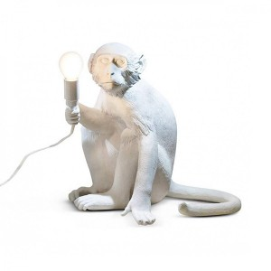 Monkey Lamp Sobremesa - Seletti