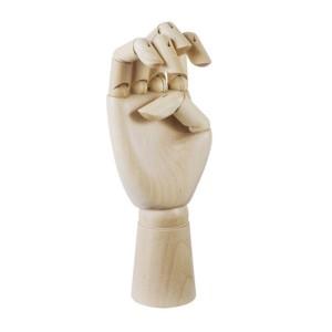 Wooden Hand L - Hay