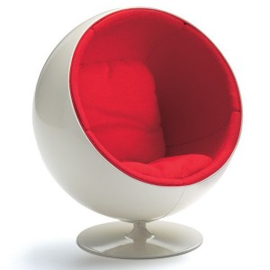 Miniatura Ball Chair - Vitra