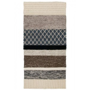 Alfombra Mangas Rectangular MR3 Naturales - Gan Rugs