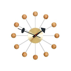 Reloj Ball Clock Cherry - Vitra