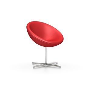 C1 sillón en piel - Vitra