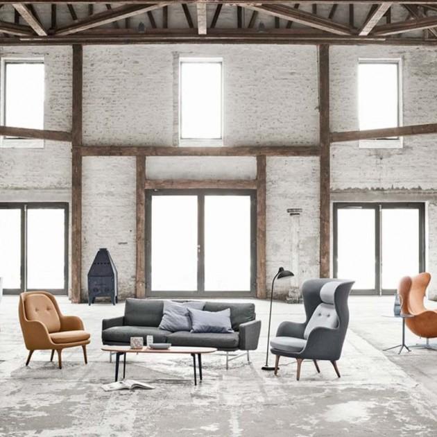 Sofá de 3 plazas Lissoni de Fritz Hansen en Moises Showroom