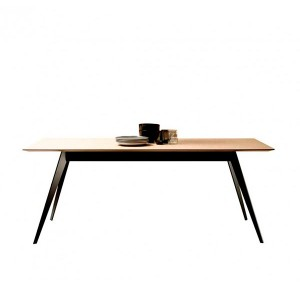 Aise Table rectangular metálica - Treku