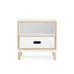 Kabino Bedside Table  - Normann Copenhagen