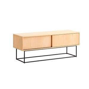 Virka Low Sideboard Roble - Woud