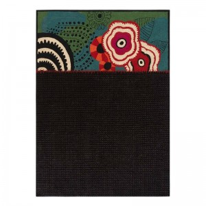 Rustic Chic Flower Alfombra - Gan Rugs
