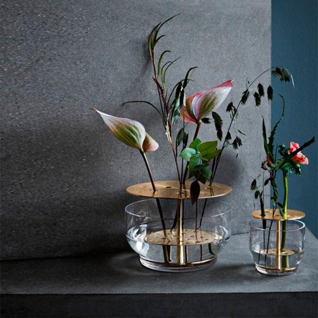 Ikebana Small Fritz Hansen jarrón