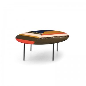 Fishbone Table Redonda - Moroso