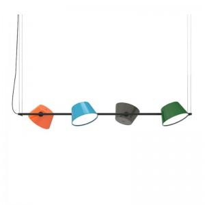 Lámpara de suspensión TamTam 4 Marset
