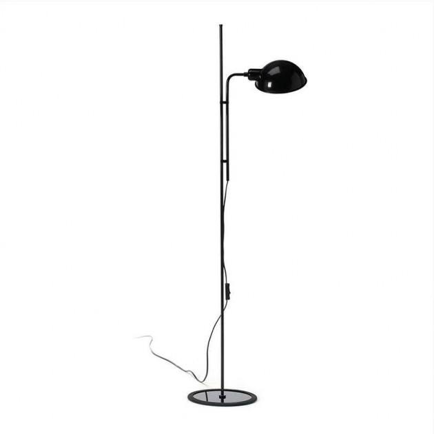 Lámparas de pie Funiculí Marset negra
