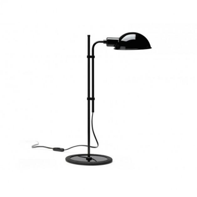 Lámpara de mesa Funiculí S Marset color negro