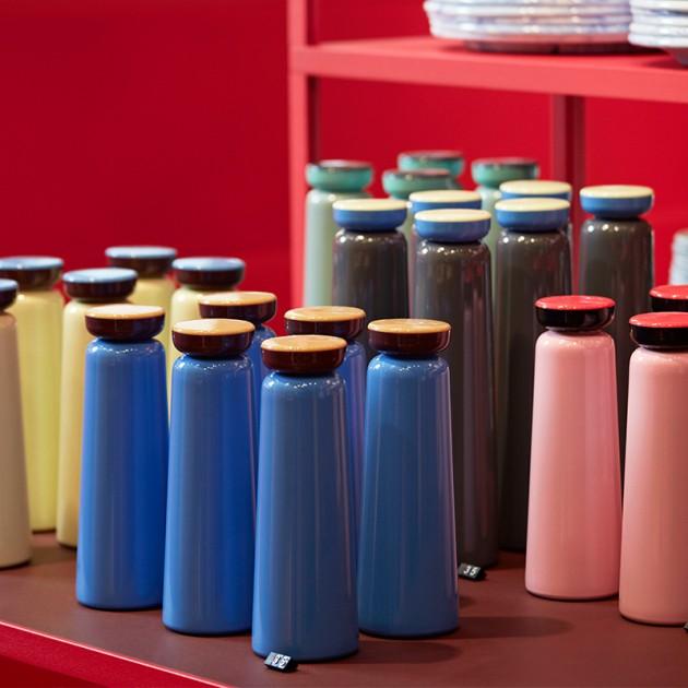 Sowden Bottle Blue - Hay