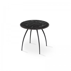 Tabwa Thin side table Ancestors by Ethnicraft