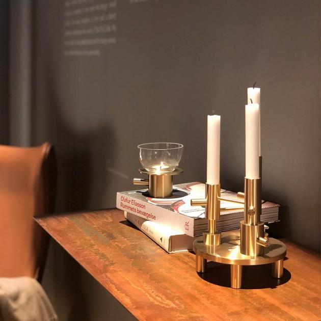Tealight Candleholder Fritz Hansen