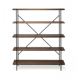 Estanteria Rise Rack Walnut Ethnicraft 1