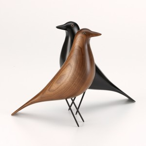 Vitra Eames House Bird Nogal 10