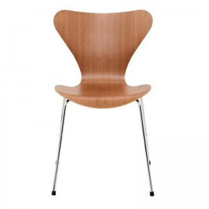 Silla Series 7 madera - Fritz Hansen