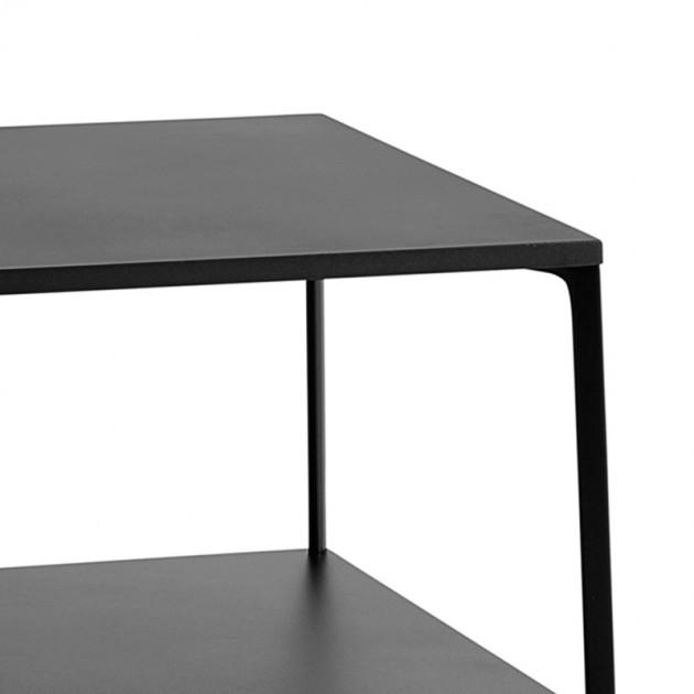 HAY mesa de centro Eiffel negra