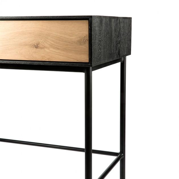 Ethnicraft escritorio Blackbird Moises Showroom
