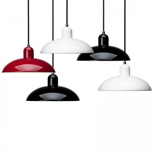 Lámparas suspensión colección Kaiser de Fritz Hansen