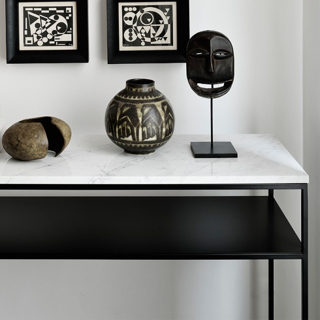 Consola Stone Ethnicraft