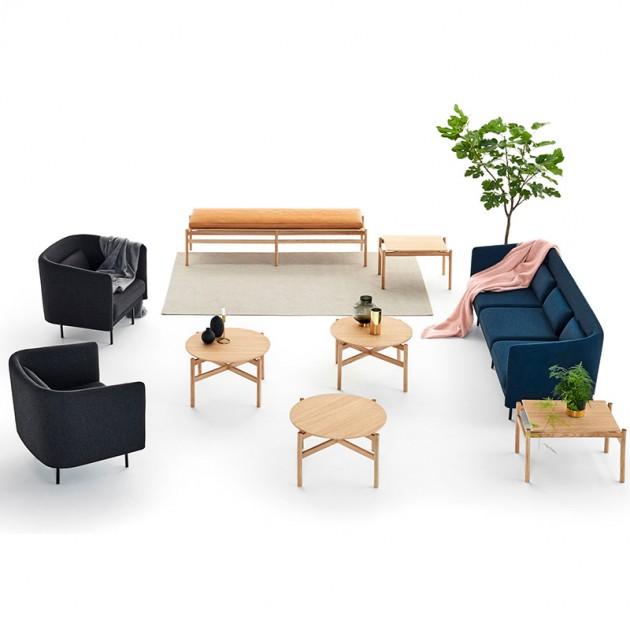 Banco BUD diseñado por Francesc Rifé para Carmenes