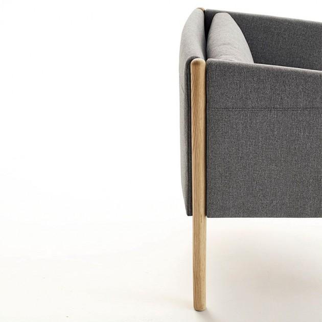 Butaca BUD diseñada por Francesc Rifé para Carmenes