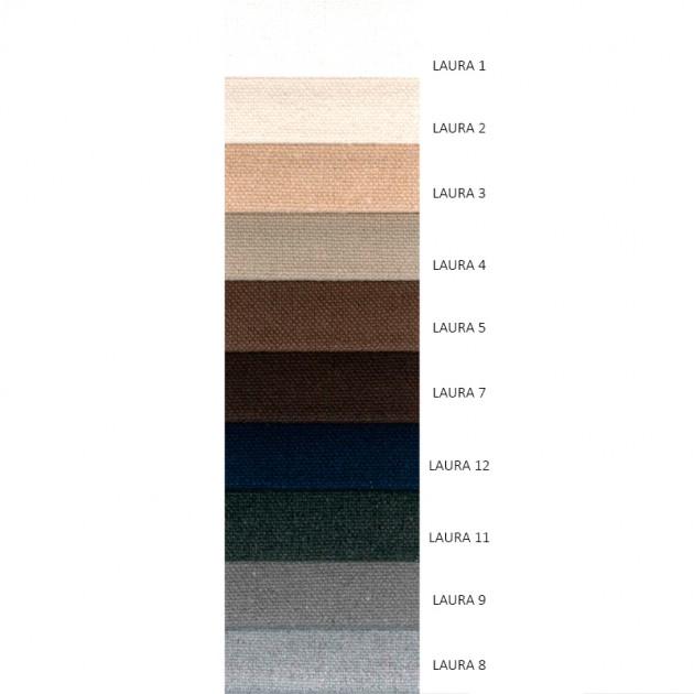 Selección de colores tapicería Laura de Carmenes