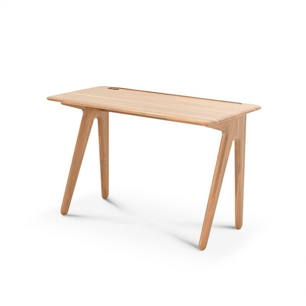 Slab Individual Desk Small Tom Dixon
