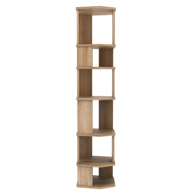 Columna Stairs Roble - Ethnicraft en Moises Showroom