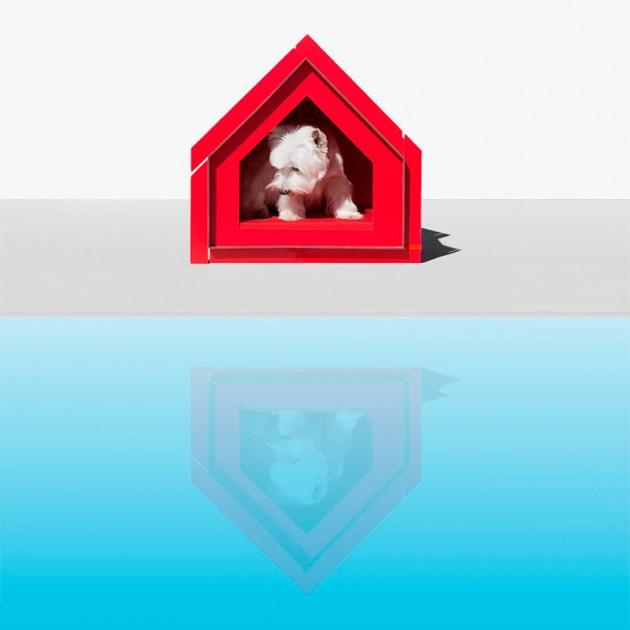 Casa para mascotas Touffu Diabla