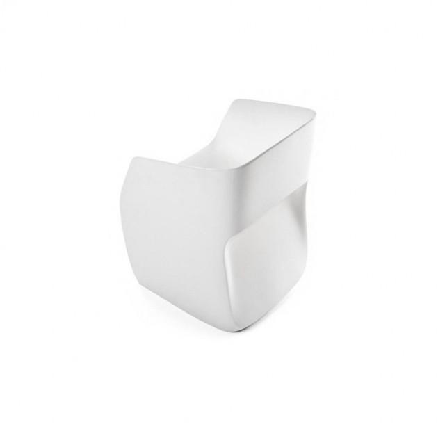 asiento Butaca OM basic Mobles 114 blanco puro