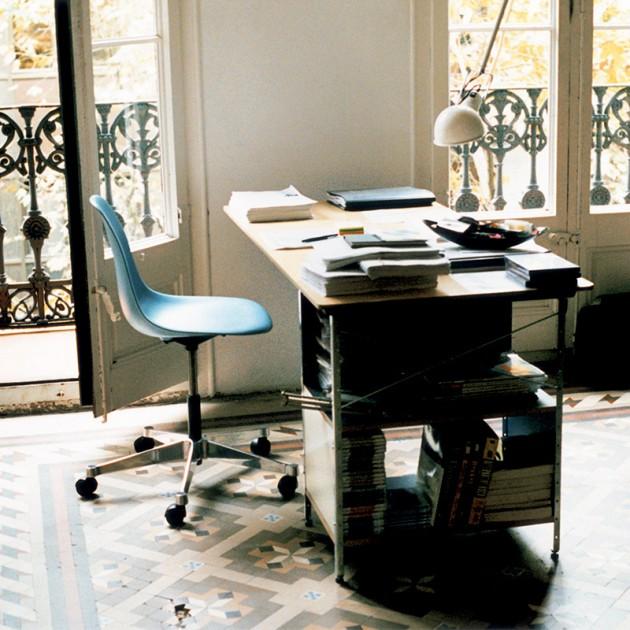 Mesa Eames Desk Unit EDU Vitra