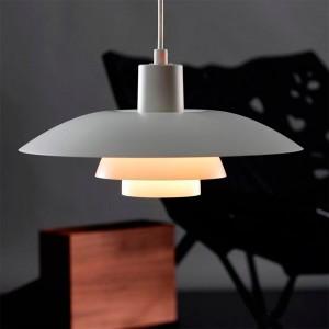 Lámpara PH 4/3 Suspensión Louis Poulsen