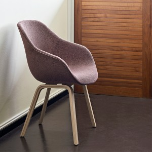 Silla About a Chair 123 de HAY en Moises Showroom