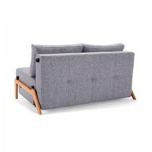 Sofá cama Cubed 160 Wood de Innovation en Moises Showroom