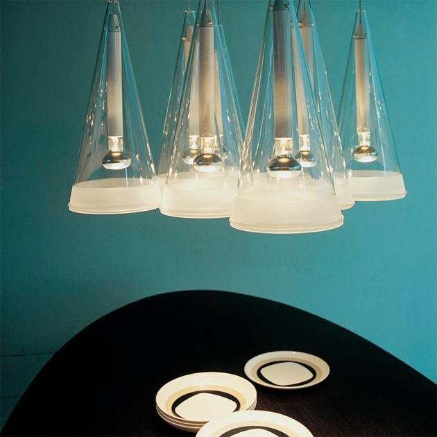 Lámpara Fucsia 8 Flos