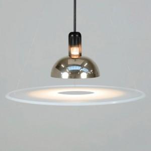 Lámpara Frisbi suspensión Flos