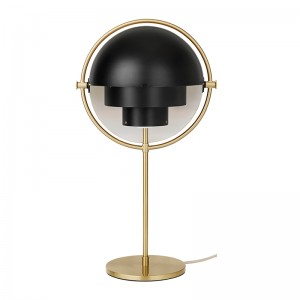 Multi Lite Table Lamp Brass  - Gubi
