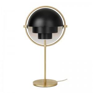Multi Lite Table Lamp Brass  - Gubi